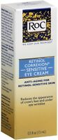 RoC Retinol Correxion Sensitive Eye Cream 0.50 oz (Pack of 2)
