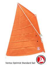 Ventoz Optimist Segel - Standard - Orange