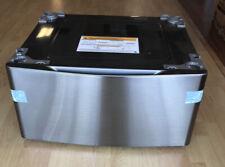 LG WDP4V 29 inch Laundry Pedestal - Graphite Steel