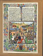 Histoires romaines Histores rommaines de Jean Mansel Bible ILLUSTRATION 1926