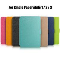 Shell E-reader Skin Cover Smart Case For Amazon Kindle Paperwhite 1/2/3