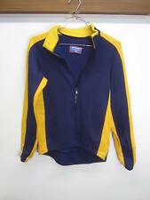 vtg Performance Cycling Pullover Jersey polypropylene cold weather thermal sz S