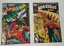 spiderman # 2, 3 , 1990 mcfarlane