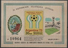 SOCCER-ARGENTINA-SOUVENIR TICKET ISSUED IN 1978 !!