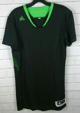 Adidas Notre Dame Blank Sleeves Jersey Xl+2 Team Issue Pro Cut Excellent