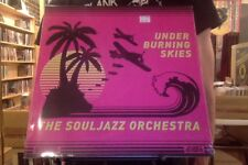 Souljazz Orchestra Under Burning Skies LP sealed vinyl