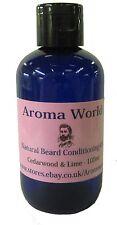 Natural Beard Oil - Bergamot & Sweet Orange - 100ml