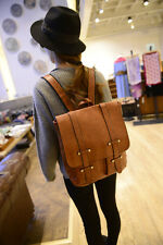 SALE! Korean Style Vintage Leather Backpack