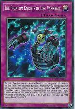 3 X YU-GI-OH CARD: THE PHANTOM KNIGHTS OF LOST VAMBRACE - MACR-EN066