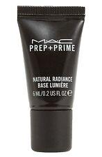 NEW ! MAC PREP+PRIME SKIN BASE LUMIERE RADIANT YELLOW TRAVEL SIZE 6 ML!