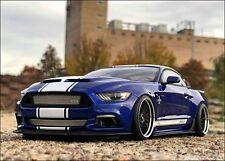 1:18 Tuning Ford Mustang Shelby Super Snake •2017• AP Echt-Alu-Pvc-Felgen = OVP