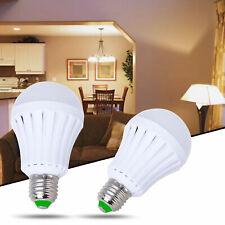 2PC 9W / 12W E27 LED Bulb Lamp Emergency Light Energy Saving Intelligent Lights