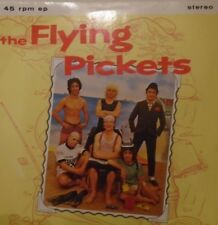 "FLYING PICKETS - Groovin EP ~ 7"" Single PS"