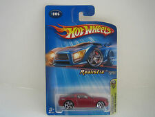 2005 HOT WHEELS FIRST EDITIONS REALISTIX SERIES #6/20 2005 FORD MUSTANG GT #6