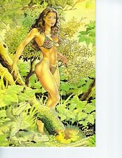 Cavewoman    Hunt 2    Special Edition   Virgin Cover  Limited to 750     9.4