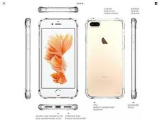 Iphone 8 Luxury Clear Phone Cases
