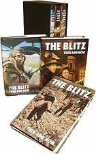 The Blitz Then and Now by    Hardcover Book   9780900913600   NEW