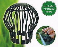 4 St. Regenrinnenschutz Dachrinnenschutz Fallrohrschutz Laubfanggitter