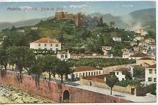 POSTCARD / ESPANA ESPAGNE MADEIRA FUNCHAL FORTE DO PICO