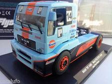 Fly  TRUCK Ref. 203103 MAN TR 1400 FIA ETRC 2009  1/32 Nuevo NOVEDAD