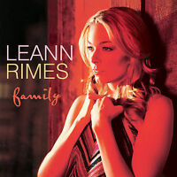 Family by LeAnn Rimes (CD, Oct-2007, Curb)