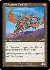 Flowstone Thopter X4 EX/NM Nemesis MTG Magic Cards Artifact Flying Pump