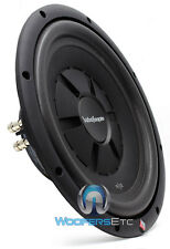 "ROCKFORD FOSGATE R2SD4-12 12"" SUB DUAL 4-OHM SHALLOW SLIM MOUNT SUBWOOFER NEW"
