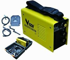 Saldatrice Inverter Professionale VIGOR 110 + KIT VALIGIA E ACCESSORI