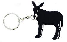 PORTACHIAVI pelle porta chiavi auto keychain bandiera Catalogna Catalonia burro