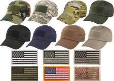 Cappello baseball + patch USA toppa