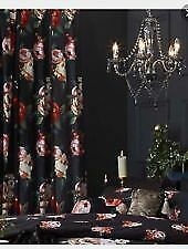 Dunelm Eyelet Top Floral Curtains & Pelmets