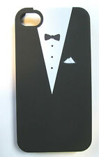 iphone 4/4S  TUXEDO/BUTLER ,wedding/stag.Hard Case-soft feel.Proporta Quality