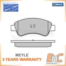 FRONT DISC BRAKE PAD SET CITROEN PEUGEOT MEYLE OEM 425330 0252359919PD GENUINE