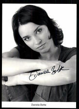 Daniela Bette Lindenstraße Autogrammkarte Original Signiert ## BC 17027