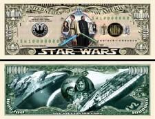 OUR STAR WARS DOLLAR BILL (2 Bills)