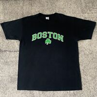 Anvil NBA Boston Celtics Basketball Shirt Mens XL