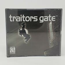 Traitors Gate Computer Game for Windows and Mac GOOD CONDITION