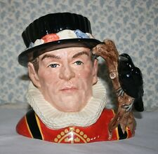 "Vintage Royal Doulton Character Jug - Yeoman of the Guard - Large Size 7"""