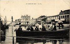 CPA   Le Grau-du-Roi -Le Bac (299802)