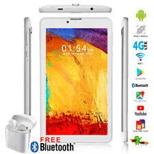 New! 7-in CoreQuad Android 9.0 4G LTE Tablet PC Capacitive WiFi Google Certified
