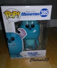 Funko POP! Disney Pixar Monsters Inc Vinyl Figure - Sulley #385 !!
