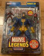 Marvel Legends Toybiz Goliath Ant Man Wasp Figure Avengers Series VII 7 Rare