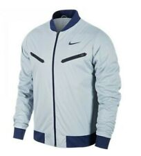 NEW $150 Nike Premier Rafa Nadal Tennis Jacket MENS Small Blue
