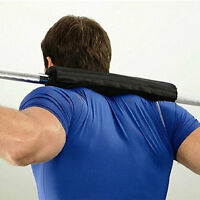 Barbell Pad Gel Supports Squat Bar Weight Lifting Pull Up Gripper Supporter Ag