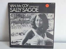 VAN MC COY introducing SALLY SAGOE A little bit of love 911036