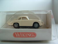 Wiking 814 01 22 H0 1/87 Porsche 356 Coupe OVP B232