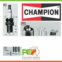New *Champion* Ignition Spark Plug For. Hyundai Excel X3 1.5L G4Fk.