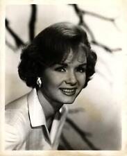 1960 Debbie Reynolds Portrait The Rat Race Stamped Vintage Photograph (2)