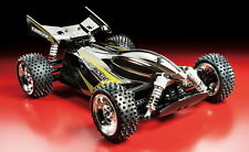 TAMIYA 300047355 1:10 RC Dual Ridge Buggy SW. Metallic tt-02b