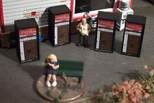 HO SCALE  Vending Machines SODA POP 4C/B